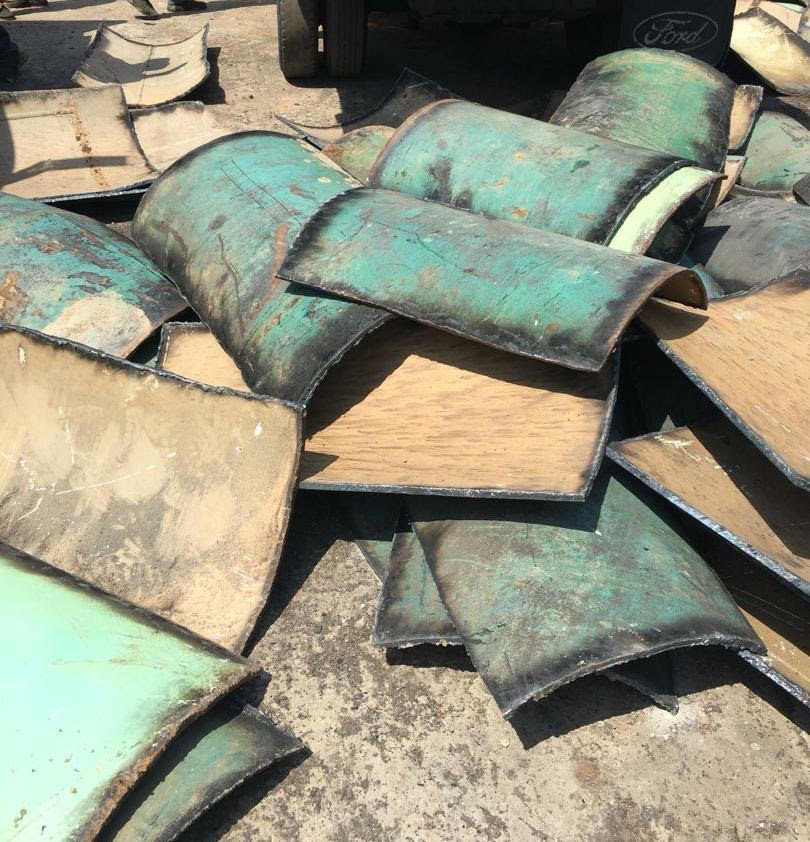 Tennessee Auto Salvage & Recycling, a scrapyard in Knoxville, TN